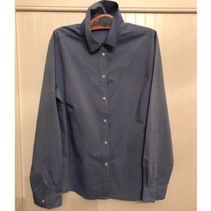 Boden Chambray Buttoned Shirt